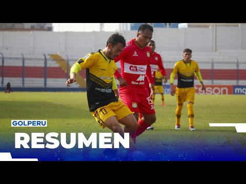 AD Cantolao Sport Huancayo Goals And Highlights