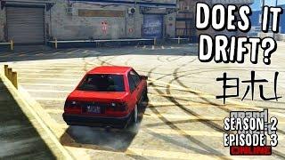 does-it-drift-s2-e3-karin-futo-ae86-levin-coupe-full-drift-build-gta-5-online