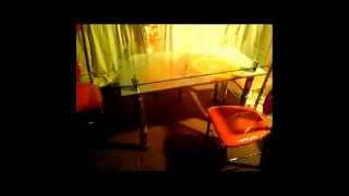 Купить стеклянный стол,кухонный стол,обеденный стеклянный стол.(, 2013-05-15T19:48:35.000Z)