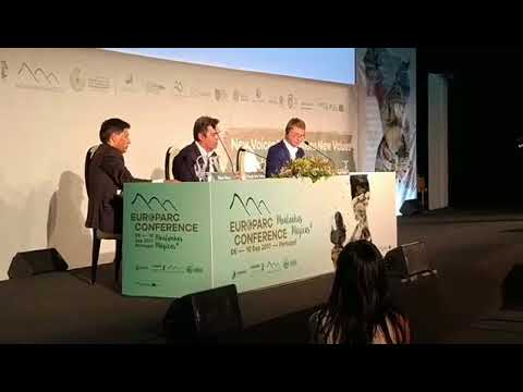 Day2 -  Meeting of Presidents | EUROPARC Conference 2017