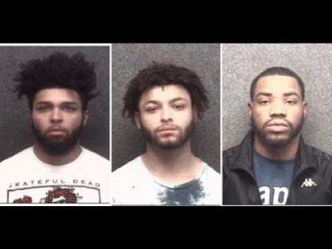 The Harold Taylor, Anthony Taylor and Josiah Dinkins Story in South Carolina