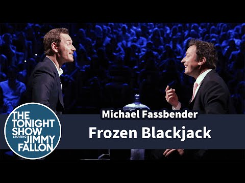 Thumbnail: Frozen Blackjack with Michael Fassbender