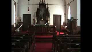 Holden Lutheran Church, Sanctuary Tour