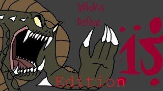 Villains Defeat 15 (Edition)