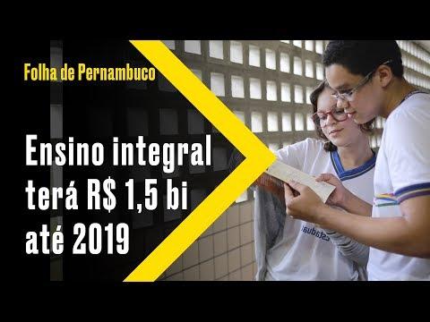 [Folha Educa] Ensino integral terá R$ 1,5 bi até 2019