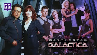Battlestar galactica serie completa online