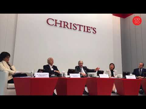 Christie's Art Forum - The Rockefellers: Art and Philanthropy; a Family Legacy