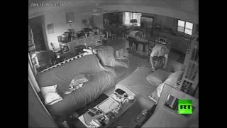 لحظة انفجار هاتف نوت 7 في منزل عائلة أمريكية