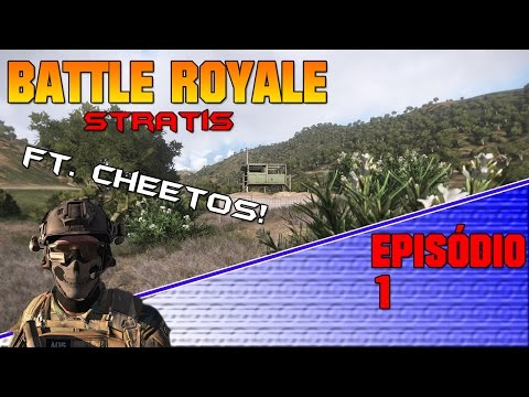 #Arma 3 - Battle Royale 01 (Ft. iCheeTos_)