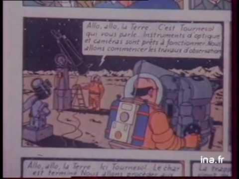 Décès de Hergé