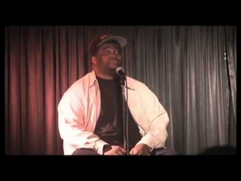 Patrice O'Neal at the Comedy Store in Hollywood, California (2004)