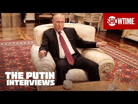The Putin Interviews | Vladimir Putin's Reaction to Donald Trump Winning the Election | SHOWTIME