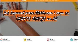 Gambar cover Jak kupować z ukrytych aukcji na Aliexpress? Aliside.com