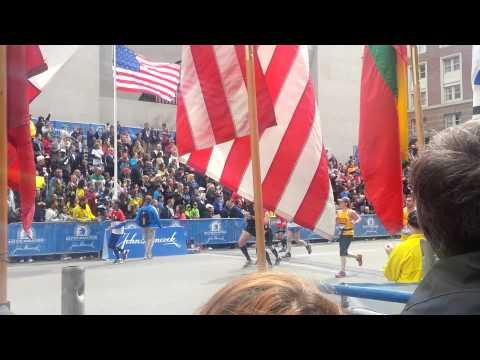 Boston Marathon 2013 Explosion