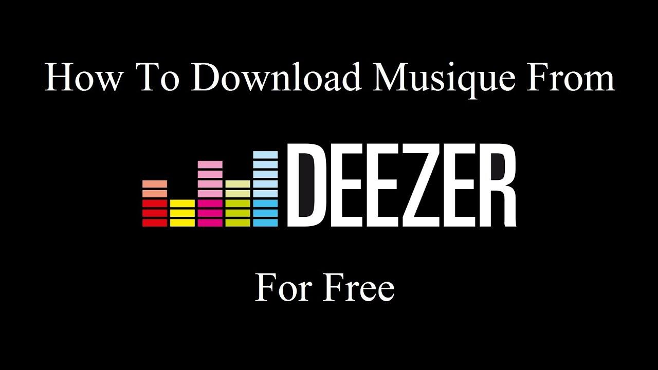 deezer downloader 2019