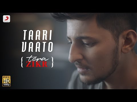 Taari Vaato - Darshan Raval | Tera Zikr (Gujarati) | Latest Gujarati Hit Song Video - 2017