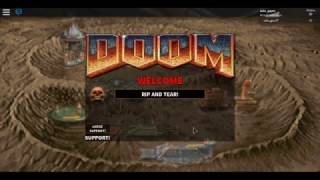 i play zdoom on roblox!