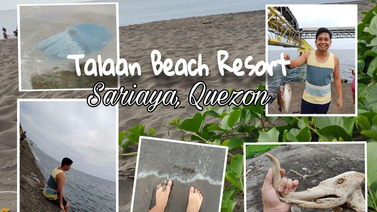 TALAAN BEACH RESORT    Sariaya,Quezon