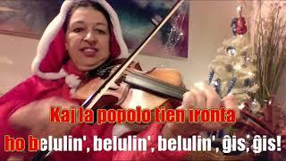 Ho Belulin' en Esperanto