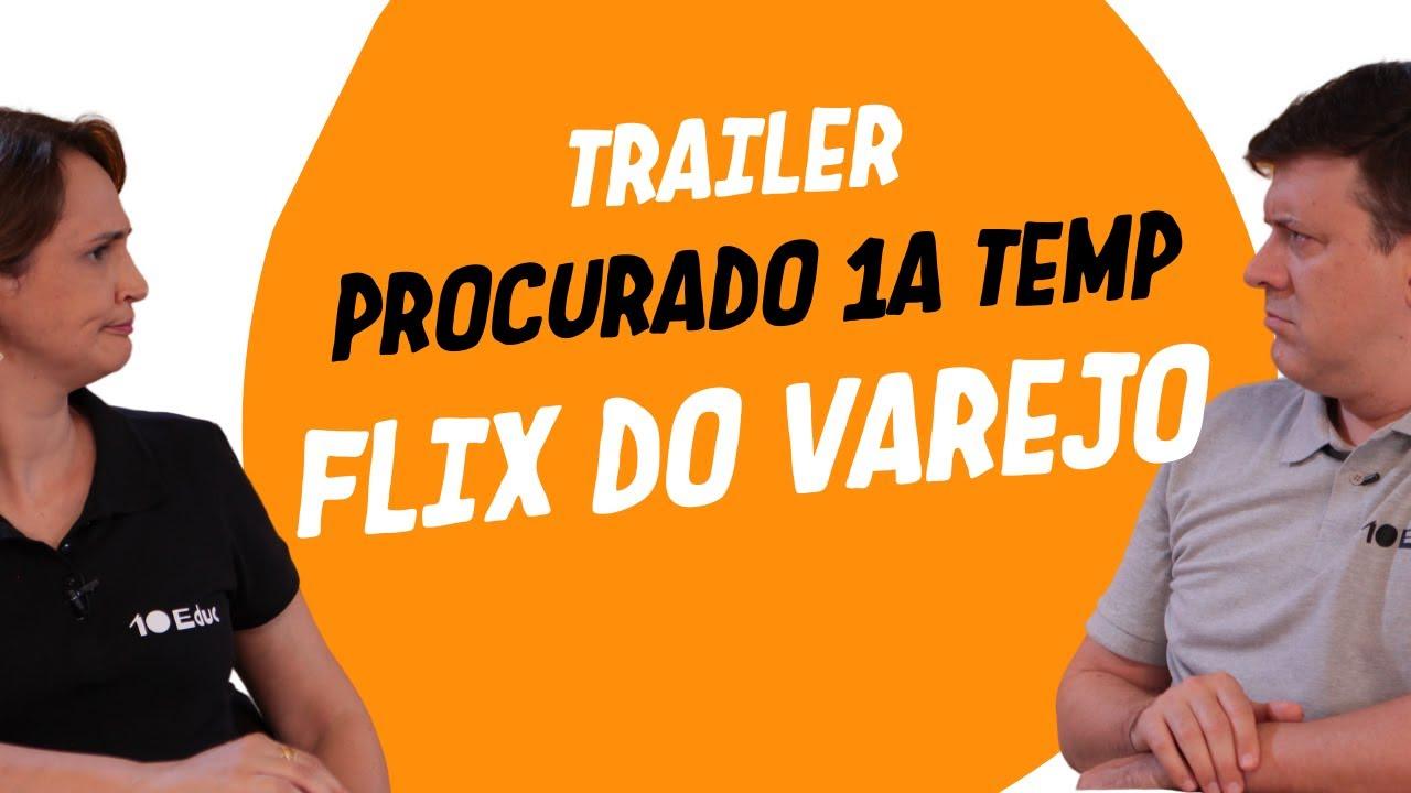 Trailer PROCURADO 1ª temporada