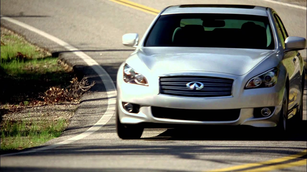 Infiniti M37x Inspired Performance Commercial
