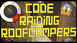 CODE RAIDING ROOFCAMPING GROUP!?