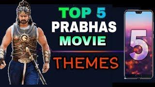 Top 5 Prabhas movie BGM / Ringtones || Prabhas best BGM / ringtone || Engineer bhai