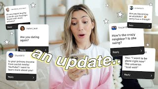LET'S CHAT ⚡️ dating again, witch updates, how im doing in isolation