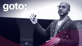 GOTO 2019 • Practical API Design • Ronnie Mitra