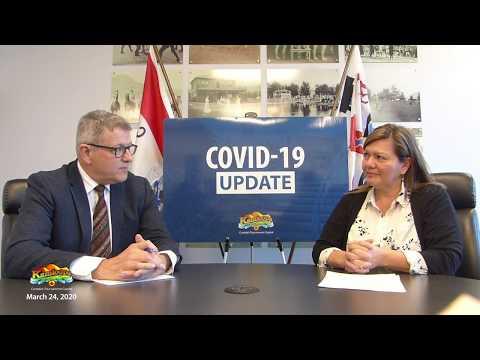 COVID-19 Update - March 24, 2020
