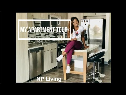 My Luxury DC Apartment Tour | Furnished
