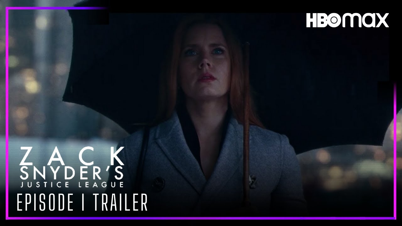 Download Justice League Snyder Cut (2021) EPISODE I TRAILER | HBO Max