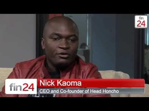 Head Honcho CEO Nick Kaoma