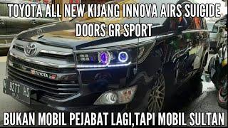 Episode 1》Mega Review The Series : Toyota All New Kijang Innova Modifikasi M/t 2019 Nggone Dhewek