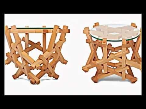 holz m bel selber machen die innovative puzzle kollektion youtube. Black Bedroom Furniture Sets. Home Design Ideas