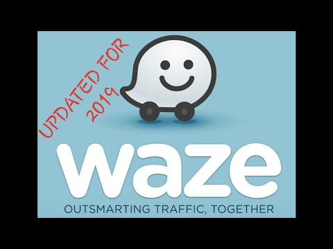 Waze English Language Voice Guidance Compilation For Satnav (updated Version)