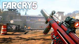 Far Cry 5 - EXPLORING, SHOPS & CUSTOMIZATION (Far Cry 5 Free Roam) #1