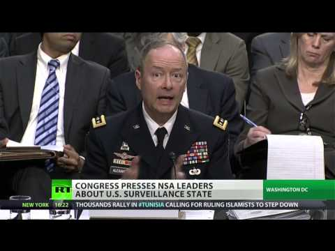 Senate Intelligence Committee questions nation
