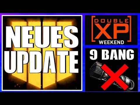 BO4 NEUES UPDATE: 2XP, 9 BANG GELÖSCHT/NERF Uvm. (bo4 News Deutsch)