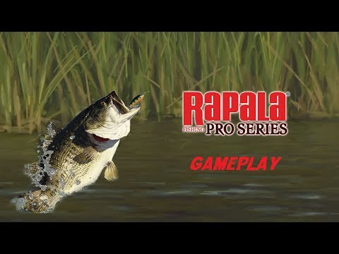 Rapala Pro Series Career Mode Ps4