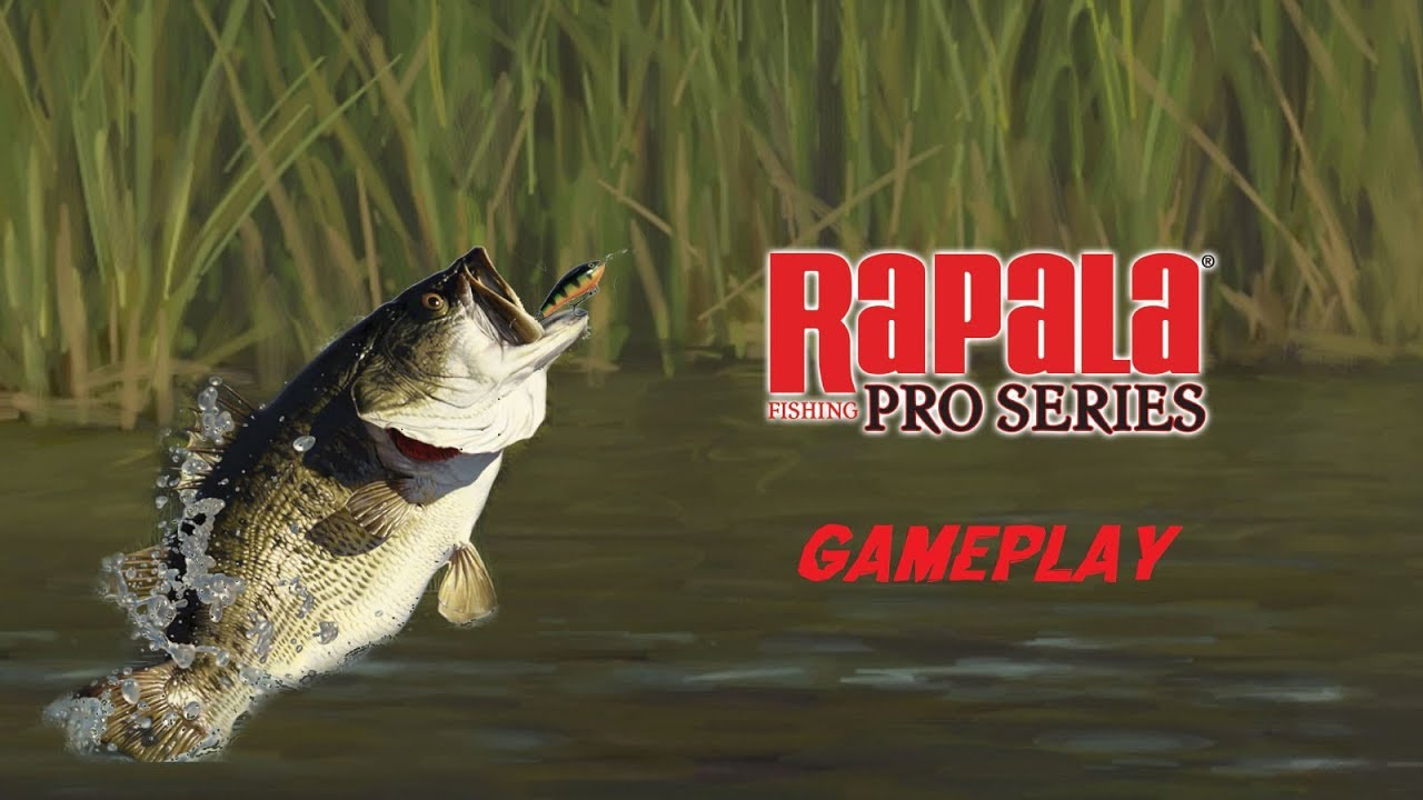 Rapala Pro Series Ps4 Youtube
