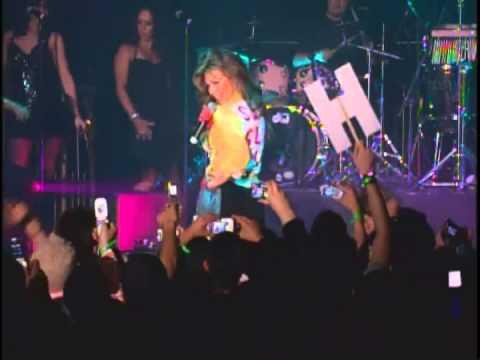 Ver Video de Thalia Thalia-seduccion En vivo