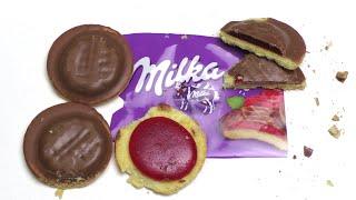 Exp1 Milka Jaffa Cookies from Poland