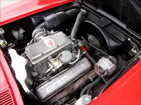 1964 Chevrolet Corvette Fuelie Engine Sound - YouTube