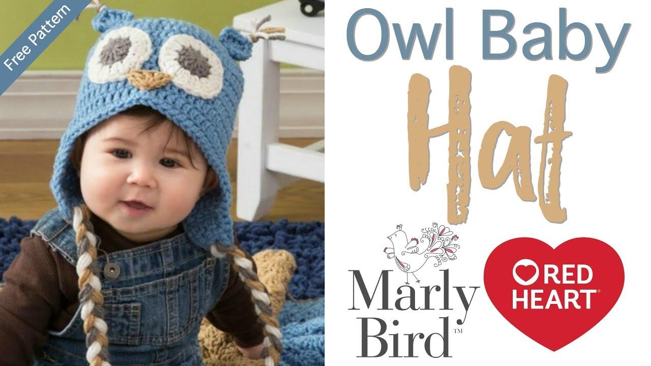 Owl Baby Hat Youtube