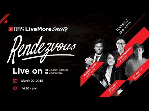 DBS Live More Society Soft Launch
