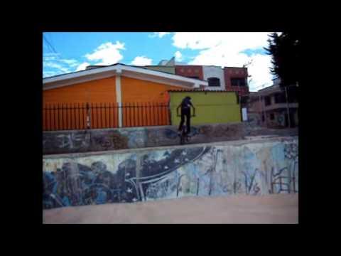 MY DREAM KEVIN ENDARA BMX