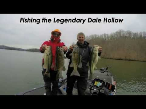 Fishing The Legendary Dale Hollow With FLW ROY Matt Becker!