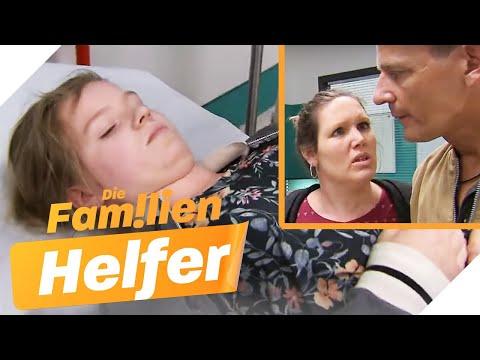 Auf Party Kollabiert: Lara (14) Hat Etwas Zu Verheimlichen! | Die Familienhelfer | SAT.1