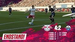 Re-LIVE! RB Leipzig vs. SC Paderborn #GameDay